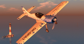 Prefabrica A-1 Sparrow
