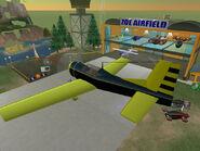 Zoe Airfield - Vancouver Overflight
