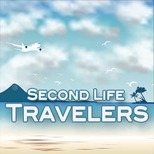 Second Life Travelers Logo