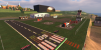Zimmer Airfield