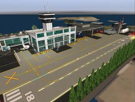 New airport