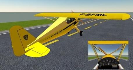 File:Piper J-3 Cub (EG Aircraft) 2.png