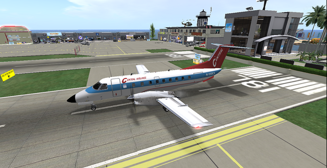 File:2. Embraer 120 takeing off from Hollywood.png