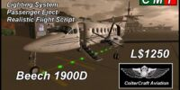 Beechcraft 1900 (Coltercraft)