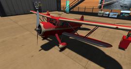 Waco YKS-7 (=TBM=) 1