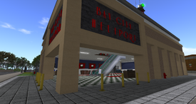 Bay City Heliport Terminal, looking E (03-15)