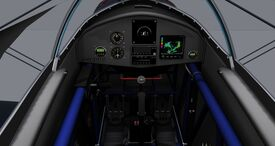 TBM Kronos cockpit