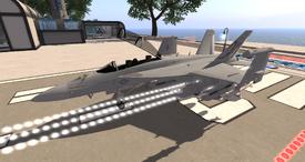 FA-18 Super Hornet (E-Tech) 4