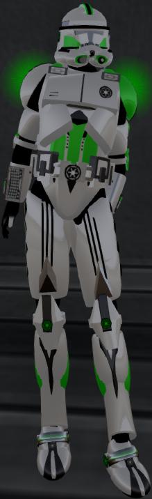 -ASR- Clone Armor Set (Admiral)