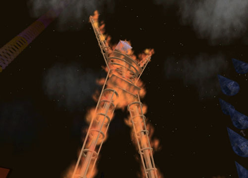 File:Burning Life 2004 - Burning Man on fire.jpg