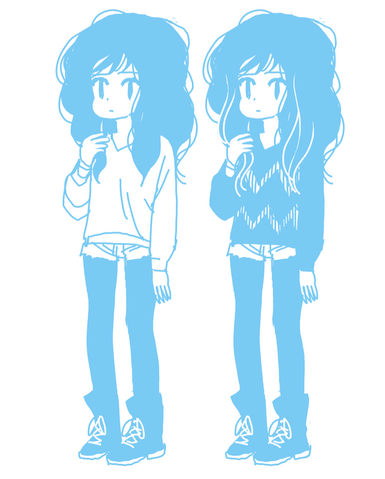 File:SECONDS Promo Tumblr UnknownFemaleCharacter Concept Art Sketch Blue.png