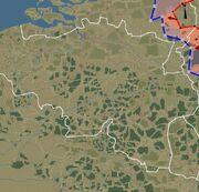 Belgium Front March 1 1945