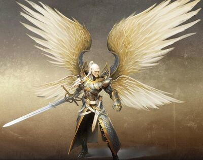 Archangel (possibly)
