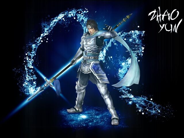 File:Zhao yun water warrior by atknebulad34220a.jpg