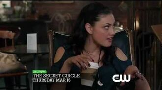 "The Secret Circle 1x16 ""Lucky"" - Promo (HD)"