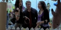 Nick, Melissa and Faye