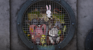 The Flushed Pets