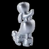Mini silver leonard
