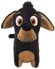 Mc buddy plush