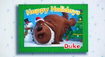 Christmas Duke