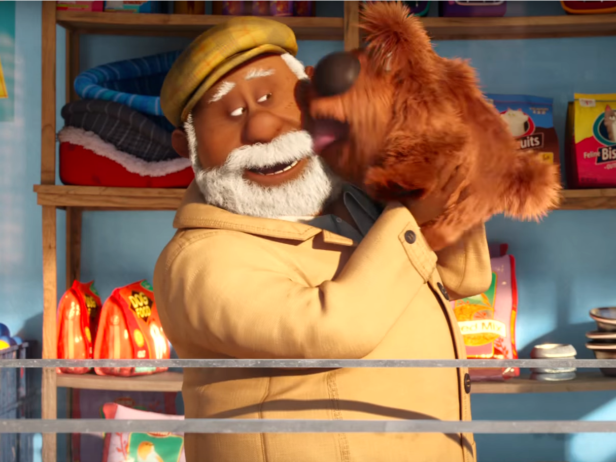 fred the secret life of pets wiki fandom powered by wikia