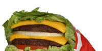 Protein Style Burger (In-n-Out)