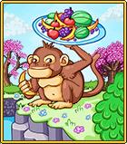 Monkey card