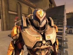 ARM Captains Powered Assault Armor image
