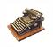 C0006 Reporter's Satchel i04 Typewriter