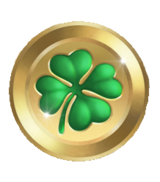 Patricks Day Update Leprechaun coins