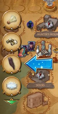 Quests desktop arrow