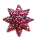 Collection Fixer Brooch (star-shaped)
