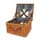 C0267 Picnic Set i06 Picnic Basket
