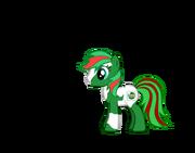 Castrol the Pony