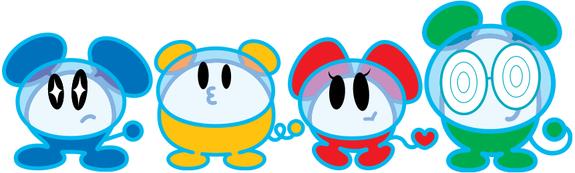 File:ChuChu Rocket! Characters.png