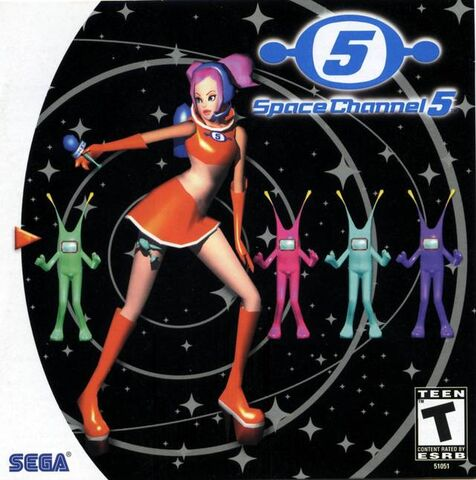 File:Space Channel 5 DC.jpg
