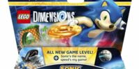 LEGO Dimensions: Sonic the Hedgehog Level Pack