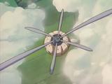 Pelia cockpit sphere airbag