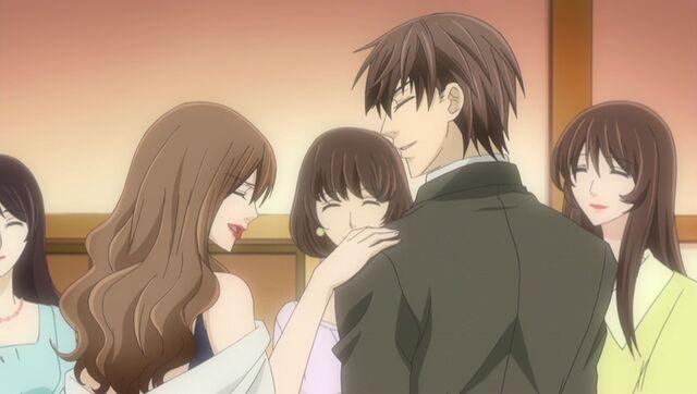File:Erika Ichinose laughing with Hatori.jpg