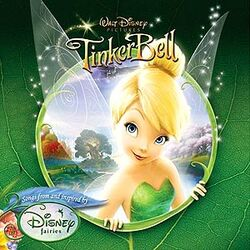 Album tinkerbell soundtrack