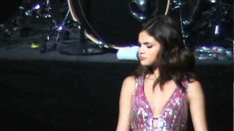 Selena gomez and the scene - tell me something i don't know (live) at concert for hope on 3 20 11-0