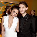 Zedd and Selena Gomez Golden Globes