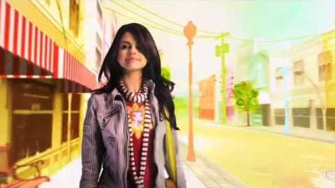 Selena Gomez Borden Milk Commercial 1 HD