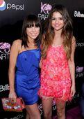 Selena and Carly