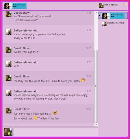 File:Underage user Bellearielmermaid Slide 2 of 2.jpg