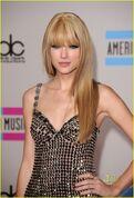 Taylor Swift at the AMAs