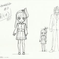 Child Tsubasa