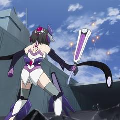 Miku's Armed Gear.