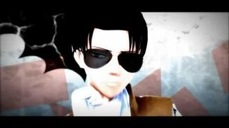 ♡ MMDxSNK DL Links【Gentleman】Levi Rivaille 。Shingeki no Kyojin♡