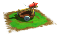 Fire Cannon